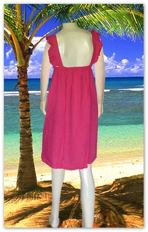 Bali Beach Wear Sundress-2