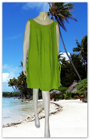 Bali Beach Wear Sundress-3