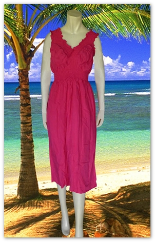 Bali Beach Wear Sundress-5