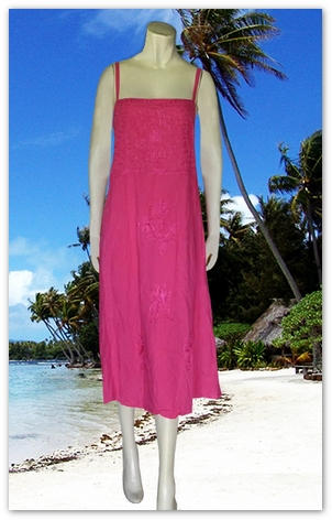 Bali Beach Wear Sundress-6