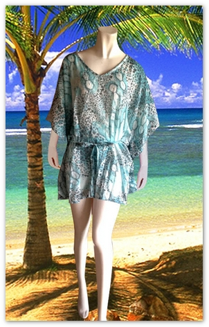 Bali Resort Wear Caftan-1