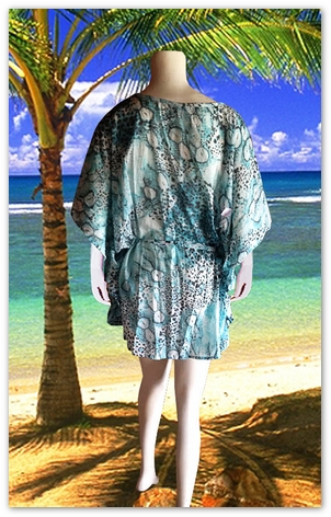 Bali Resort Wear Caftan-2