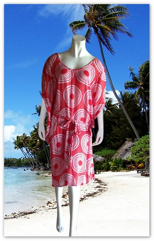Bali Resort Wear Caftan-3