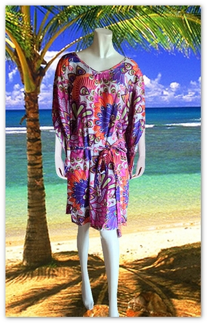 Bali Resort Wear Caftan-4