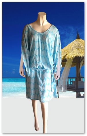 Bali Resort Wear Caftan-5