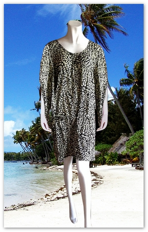 Bali Resort Wear Caftan-6