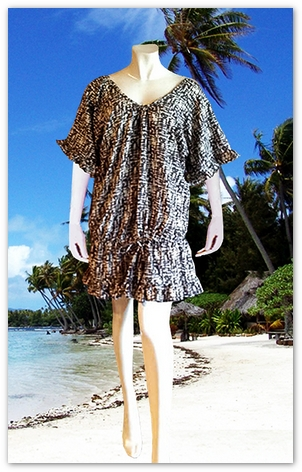 Bali Resort Wear Casual Dresses-1