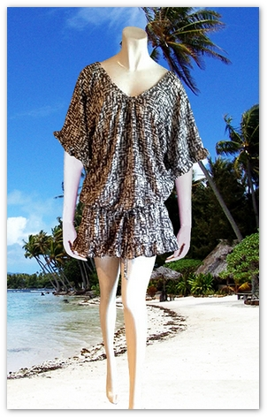 Bali Resort Wear Casual Dresses-2