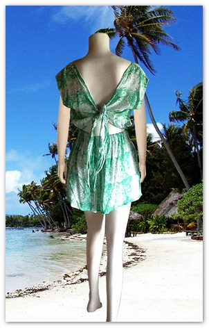 Bali Resort Wear Casual Dresses-5