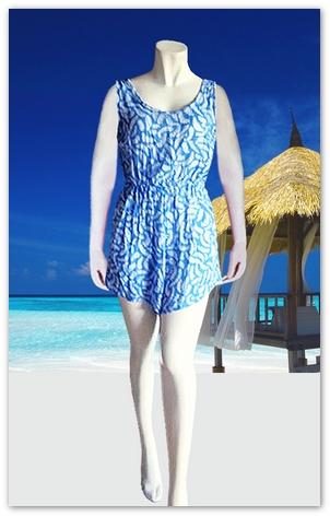Bali Resort Wear Casual Dresses-6