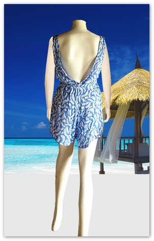 Bali Resort Wear Casual Dresses-7