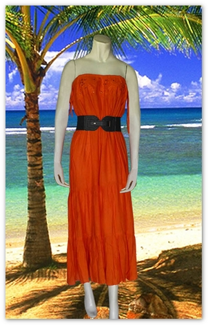 Bali Resort Wear Dresses-1