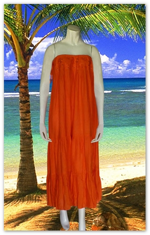Bali Resort Wear Dresses-2