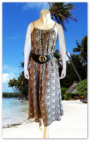 Bali Resort Wear Dresses-4