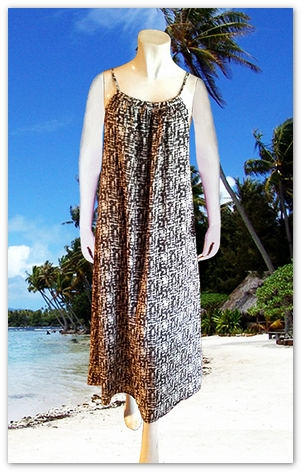 Bali Resort Wear Dresses-5