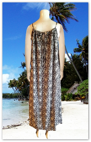 Bali Resort Wear Dresses-6